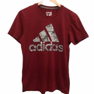 Adidas Graphic Short Sleeve Ultimate Tee Small